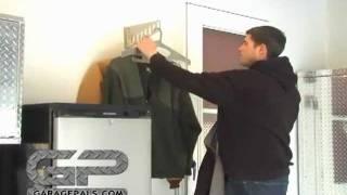 Garagepals.com - Wall Mount Hanger Rack