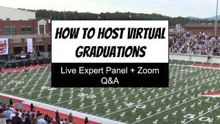 How to host a virtual graduation
