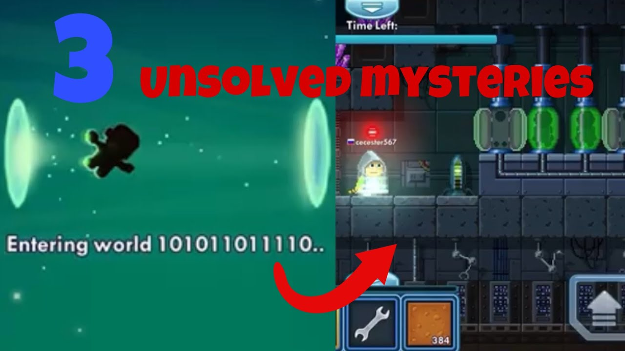 Download 3 UNSOLVED MYSTERIES IN PIXEL WORLDS   Pixel Worlds  