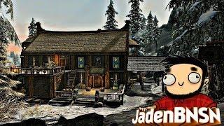 Skyrim mod: Поместье Истмарк новый дом для игрока