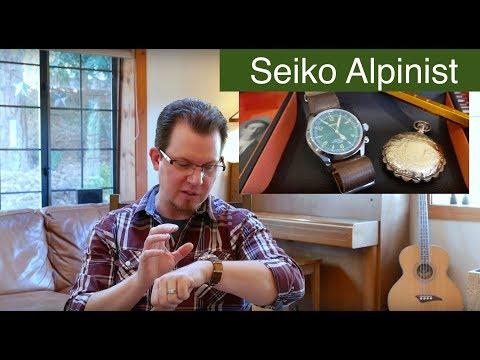 dating seiko watches
