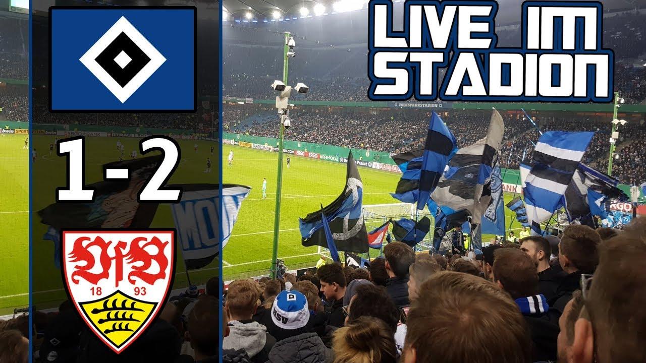 Hsv Stuttgart Dfb Pokal