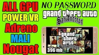Gta-San Andreas All gpu(adreno+mali+power vr+Nougat) on your Android mobile free apk+data hindi