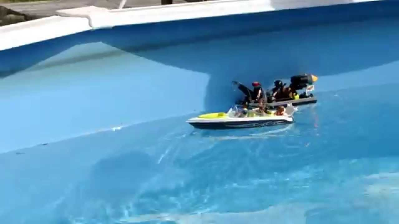 playmobil film la course de bateaux youtube. Black Bedroom Furniture Sets. Home Design Ideas
