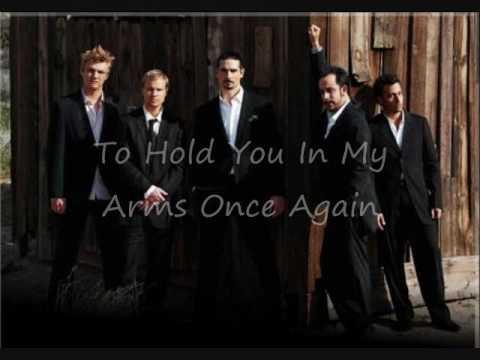Backstreet Boys - Can't Stop Thinking Of You w/Lyrics