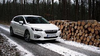 [PL] 2018 Subaru Impreza 2.0i 156 KM Lineartronic - test rwdpb.pl