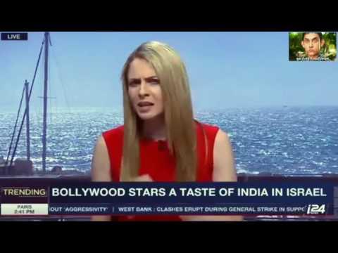 ISRAEL Media Praising Bollywood | Bollywood in Israel😘😘😘