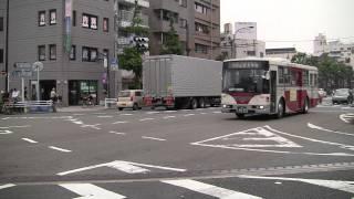 関東バス C2002 U-MP218K 青梅街道営業所 四面道 HD