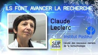 Institut Pasteur - S01E03 - Les Vaccins Anti-cancers - Claude Leclerc
