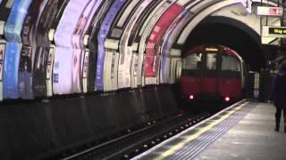 LondonUG Piccadilly Line GloucesterRoad station