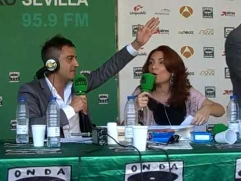 Programa Sevilla en la onda en la calle - Blog Cocoroko Rock