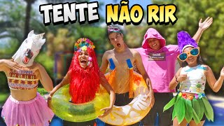 TENTE NÃO RIR! - (EXTREMO) - KIDS FUN thumbnail