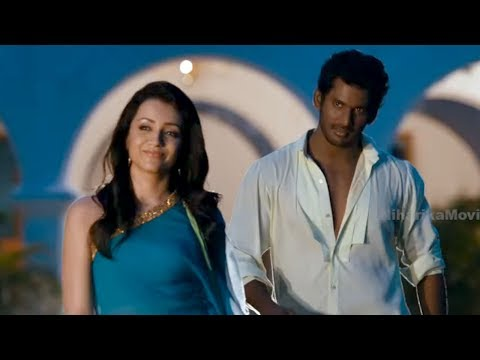 Vetadu Ventadu Movie Video Songs - Vennellona Aduthunna Song - Vishal, Trisha