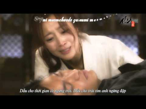 [Vietsub]Walking Slowly - Shin Yong Jae (OST Faith