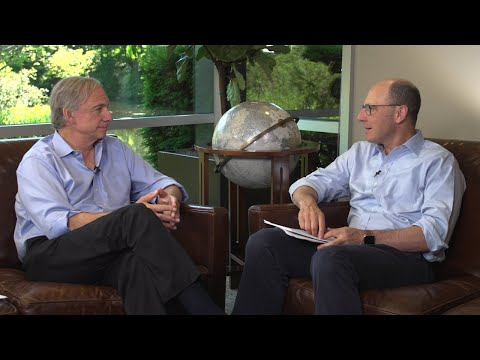 Bridgewater's Ray Dalio Discusses the Impact of China's Growth on the World Economy