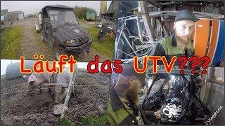 FarmVLOG#156 - Wie läuft das UTV???