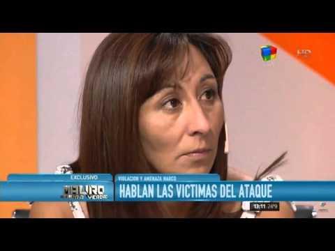 """Habló la mujer violada en Areco: """"Tengo que seguir por mi dos nenes"""""""