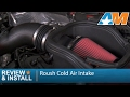 2015-2017 F-150 Roush Cold Air Intake (5.0L) Review & Install