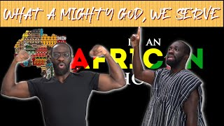 Download Clifford Owusu Comedy - In An African Home: What A Mighty God, We Serve! (Clifford Owusu)