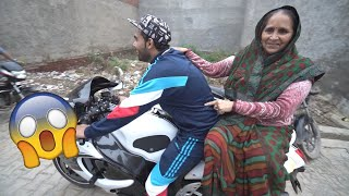 Surprising My Grandparents On Hayabusa *Shocking Reaction*