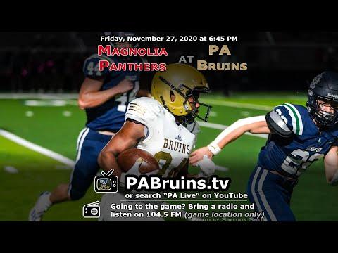 Football: Magnolia at Pulaski Academy