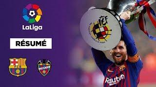 Download Video Résumé : Lionel Messi couronne le FC Barcelone MP3 3GP MP4