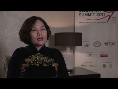 IV Madam Nguyen Thi Hong, Deputy Governor, State Bank Of Vietnam