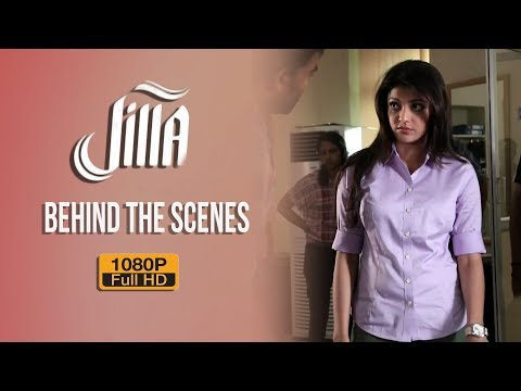 Jilla Movie Behind The Scenes | Kajal...