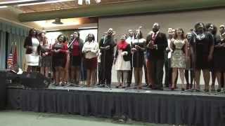 Liberated Gospel Choir Spring Concert Medley 2014