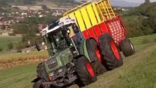 Ciągniki, traktory sadownicze, rolnicze FENDT 200, traktor, ciągnik 206 do ogrodu