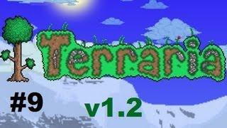 Terraria v1.2 #9 Уххуу! Метеоритная броня и Космический пистолет (Space Gun)(Вышло новое обновление и мы обязательно должны в него поиграть. Terraria - игра основана на исследовании мира,..., 2013-10-09T11:59:25.000Z)