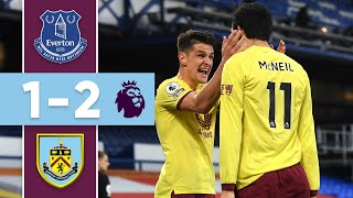 SENSATIONAL McNEIL GOAL | Everton v Burnley | Premier League