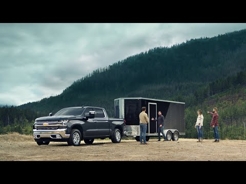 2020 Chevy Silverado - Invisible Trailer: Chevy Commercial | Chevrolet