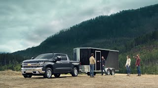 2020 Chevy Silverado - Invisible Trailer: Chevy Commercial | Chevrolet