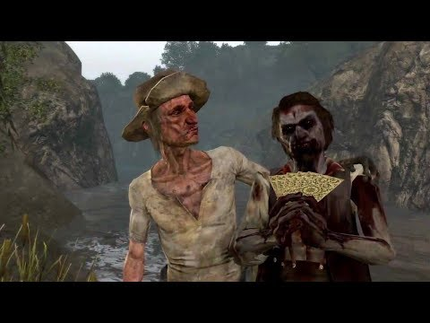 Red Dead Redemption Stories: Seth Briars & Treasure Hunting. All Cut Scenes.