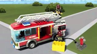 Lego® City Fire Truck 60002