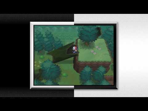 Pokemon Black & White (DS) English Trailer