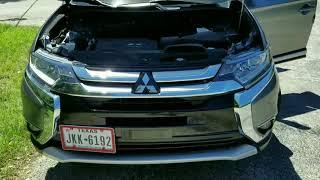2016 Mitsubishi Outlander 40k Mile Review/ Upgrades & Exhaust