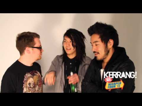 Kerrang! Podcast: Crossfaith