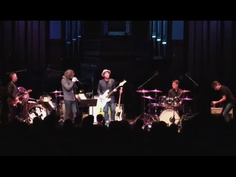 Temple of The Dog/Layne Staley Mad Season Tribute - Benaroya Hall Sonic Evolutions - Seattle 1/30/15