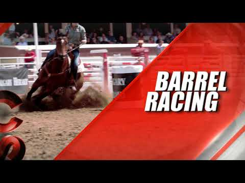 Calgary Stampede - Rodeo Highlights Of The Day - Day 1