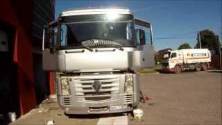 SOLARIS GAZ LPG DIESEL RENAULT MAGNUM 440 E TECH
