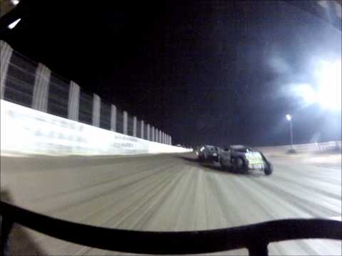 Kevin Stoa #96S USRA Modified - Olympic Fire Protection In-Car Cam