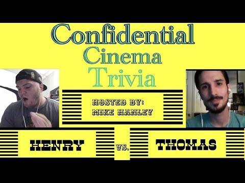 Confidential Cinema Trivia: Henry Vs Thomas Trial Match