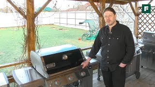 Выбираем гриль для загородного дома: обзор угольных и газовых моделей // FORUMHOUSE