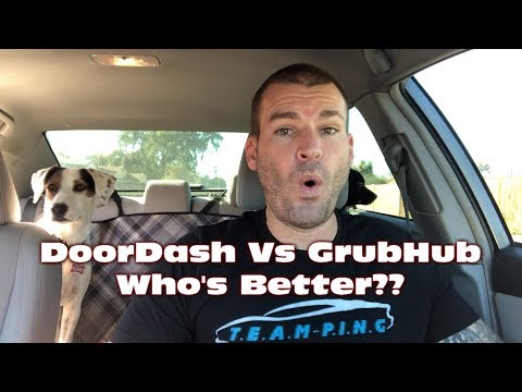 doordash v grubhub