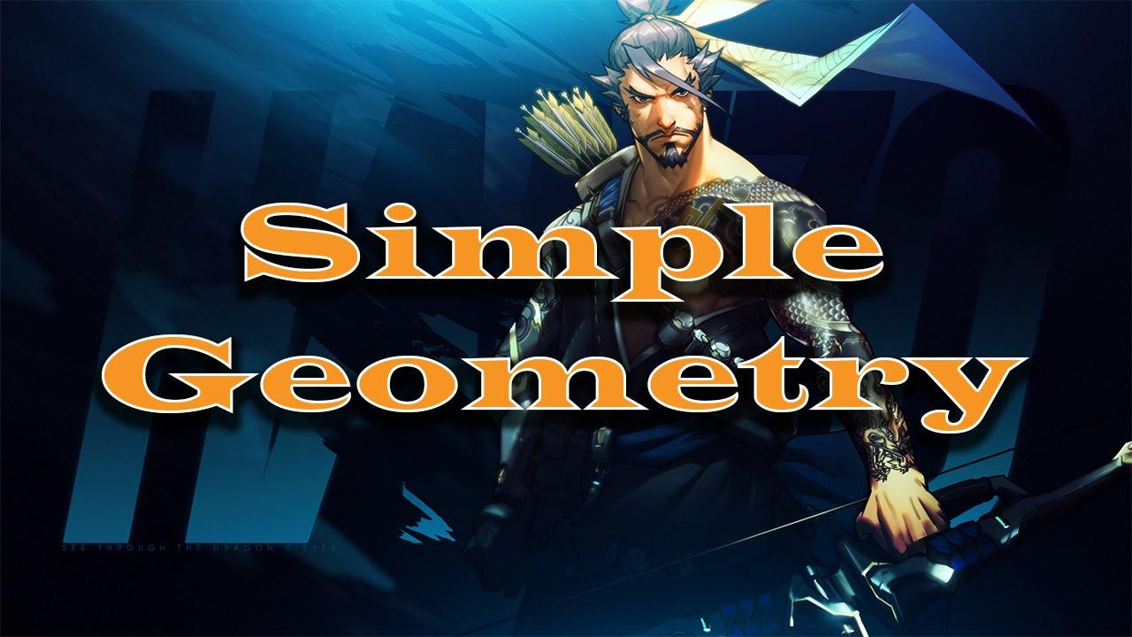 overwatch simple geometry achievement youtube