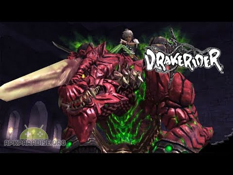 DRAKERIDER Android Gameplay + Download Link (ALL GPU)