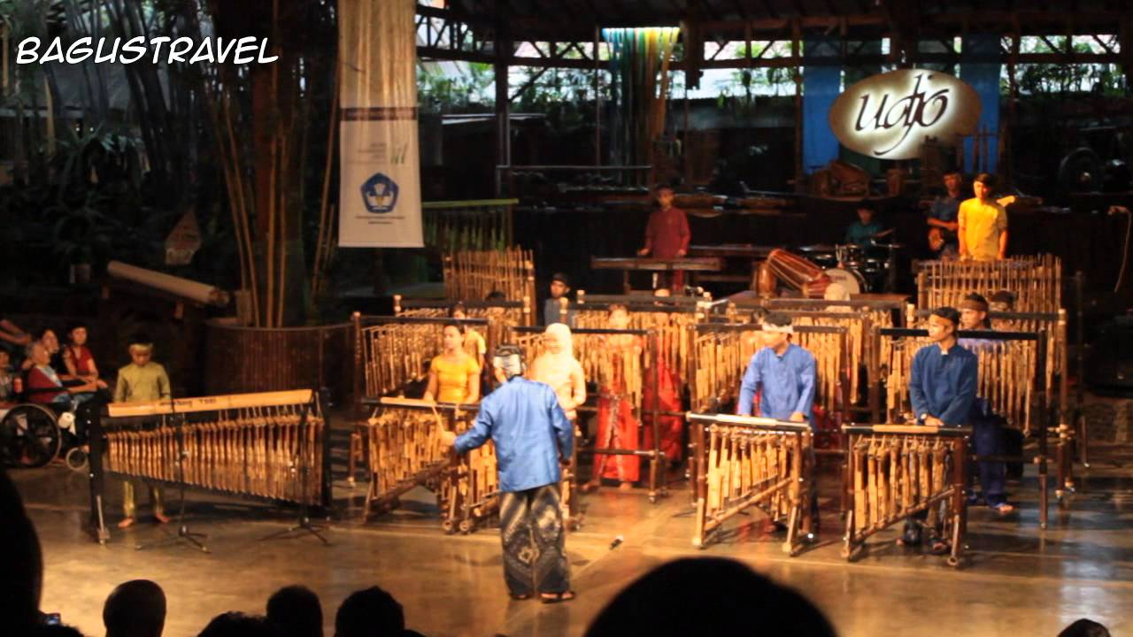 Symphony No 40 Mozart  Cover  By Saung Angklung Udjo