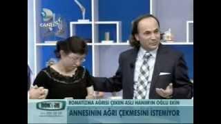 Prof.Dr. Omer Kuru, Doktorum'da 'Romatoid Artrit' nedir anlatıyor.5.kısım son - [tvarsivi.com]